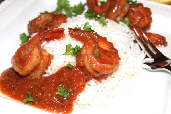 Savory Barbecue Shrimp