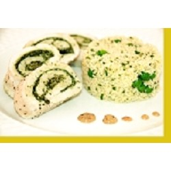 Pesto Stuffed Chicken