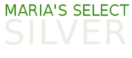Maria's Select Silver Client